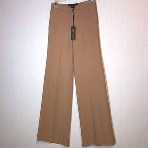Kardashian Kollection Camel Wide Leg Pant NWT